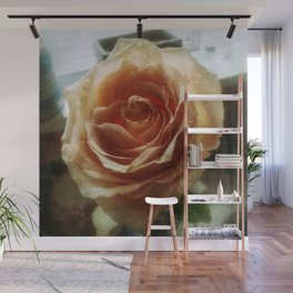 Norma's Rose Wall Mural