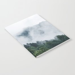 Moody Forest Notebook
