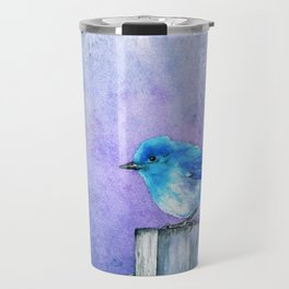 Bluebird Bliss Travel Mug