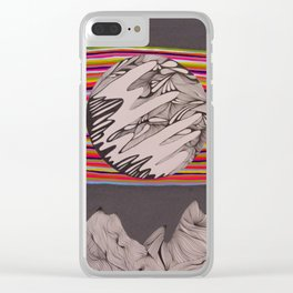 The In Between Clear iPhone Case