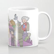 Dragon Age - Origins Companions Mug