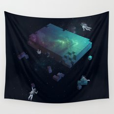 Constructing the Cosmos Wall Tapestry