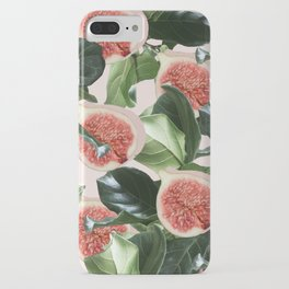 Figs & Leaves #society6 #decor #buyart iPhone Case