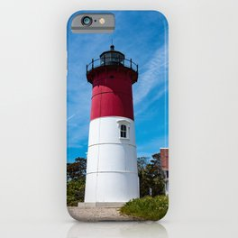 Nauset Lighthouse- Cape Cod, Massachusetts iPhone Case