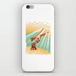 Le ciel iPhone Skin