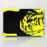 literature iPad Cases featuring Outlaws of Literature (Ken Kesey) by Silvio Ledbetter