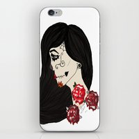 gypsy iPhone & iPod Skins featuring gypsy by Zombie Doll  Clothing & Art