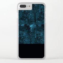 Rangeen Potabhumi Clear iPhone Case