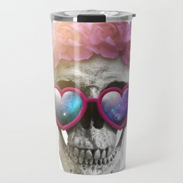 "Mortem in Gloria ""Yazz"" Travel Mug"