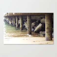 Embarcadero Canvas Print