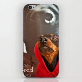 I See Dead Flies iPhone Skin