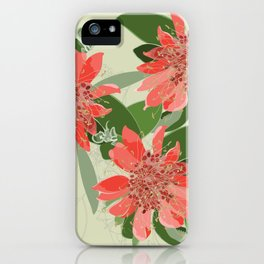 2941-Diploena-Green iPhone Case