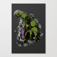Hero Mode Canvas Print