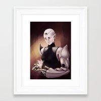 laputa Framed Art Prints featuring Antithesis by Lidivien