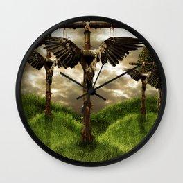 Resurrection Failed Wall Clock
