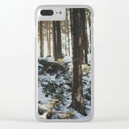 Attersee (12a) Clear iPhone Case