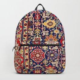 Afshan Shirvan Kelleh East Caucasus Rug Print Backpack