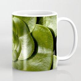 Green leave Coffee Mug