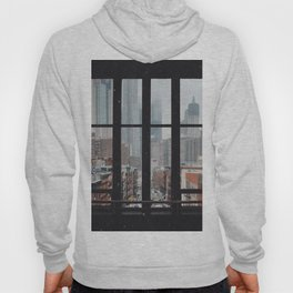 New York City Window Hoody