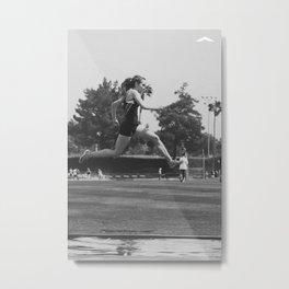 GET UP Series Metal Print