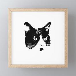 Obey Me Framed Mini Art Print