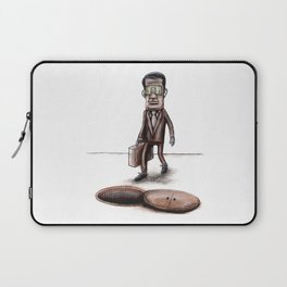 Blinded by money Laptop Sleeve