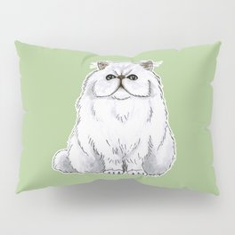 Persian cat Pillow Sham