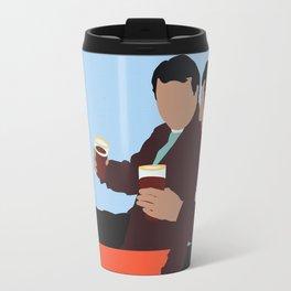 Kidnapping Caucassian Style Travel Mug