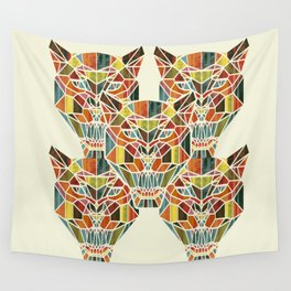 Holy Cat Wall Tapestry
