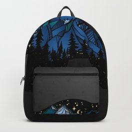 Mountain Forest Bear Backpack