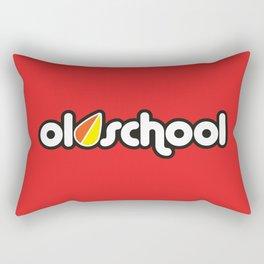 OLDSCHOOL v3 HQvector Rectangular Pillow