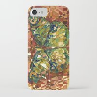 moth iPhone & iPod Cases featuring Moth by S.G. DeCarlo