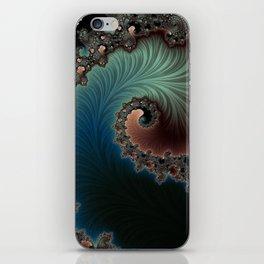 Velvet Crush - Fractal Art iPhone Skin