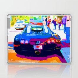 Bugatti Veyron On Rodeo  Laptop & iPad Skin