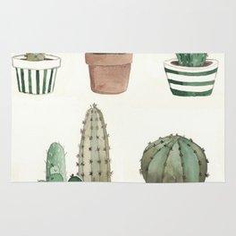 Pile of Cacti Rug