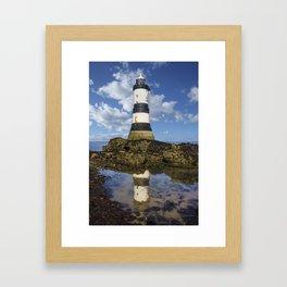 Penmon Lighthouse Framed Art Print