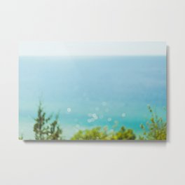 Caribbean Michigan Metal Print
