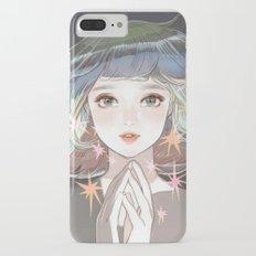 Aqua iPhone 7 Plus Slim Case