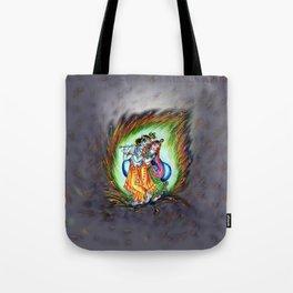 Radha Krishna  Tote Bag