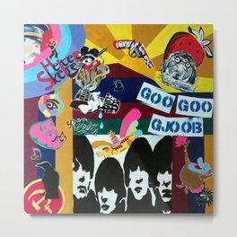 Goo Goo GJoob Metal Print
