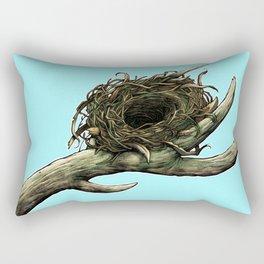 The Horn Rectangular Pillow