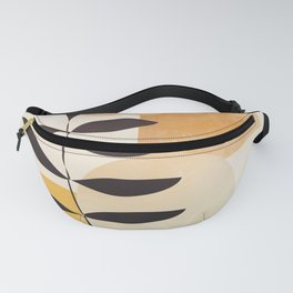 Abstract Elements 20 Fanny Pack
