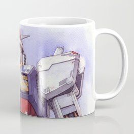 Rx-78-2 watercolor Coffee Mug