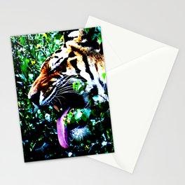 Amur Tiger Stationery Cards