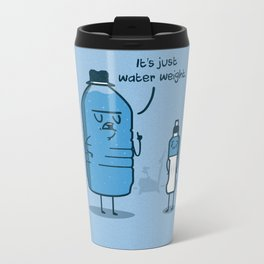 Water Weight Travel Mug