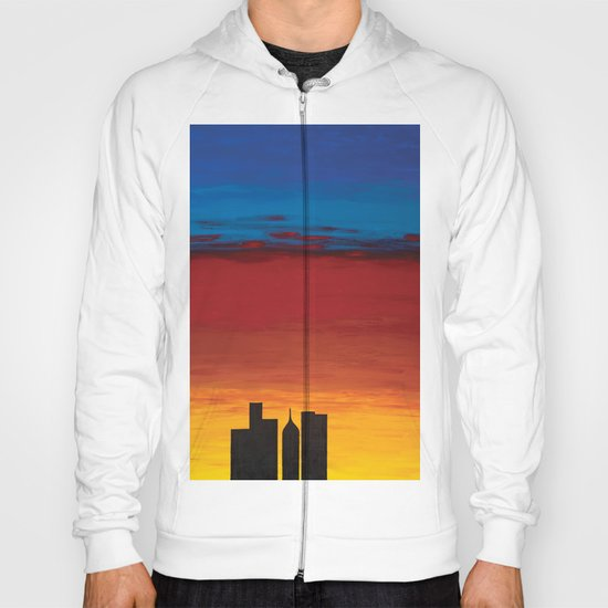 City Morning Hoody