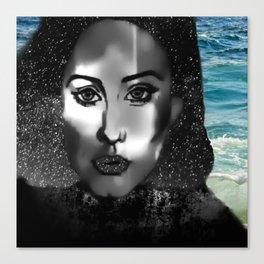 Queen A Canvas Print