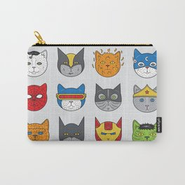 Super Cats Carry-All Pouch