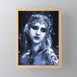 FAERIE OF THE FOREST Framed Mini Art Print