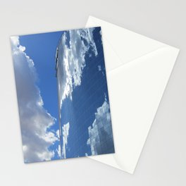 Wandering the beach - Earth Barcelona  Stationery Cards